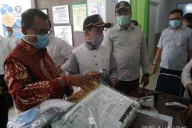 Antisipasi Covid-19, DPRK Banda Aceh tinjau kesiapan di RSUD Meuraxa