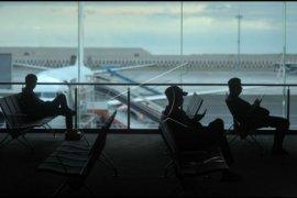 Social Distancing di Bandara Ngurah Rai