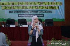 Hadiri Jambore Kader, Melati Erzaldi sampaikan kewaspadaan COVID-19