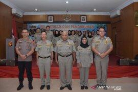 Pengurus Keluarga Besar Putra-Putri Polri Jambi 2019-2024 dilantik