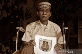 Mengenang sosok Abdullah Sihamkari pencipta Badge Kwartir Daerah Kalsel