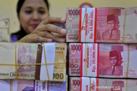 Rupiah melemah 6 poin