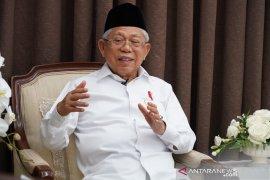 Ma'ruf Amin minta masyarakat tidak mudik Lebaran 2020