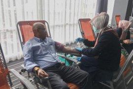 Kyriad Muraya kumpulkan 64 kantong darah