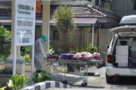 Satu PDP COVID-19 di Singkawang meninggal tadi siang