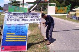 Objek wisata di Bangka Barat ditutup sementara guna mencegah COVID-19