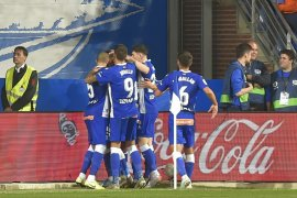 Klub La Liga , Alaves konfirmasikan 15 kasus positif virus corona