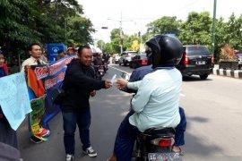 Wartawan Kediri komitmen kontrol informasi terkait virus corona