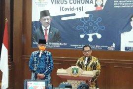 Mendagri Tito Karnavian minta Banten berupaya maksimal cegah penyebaran Corona