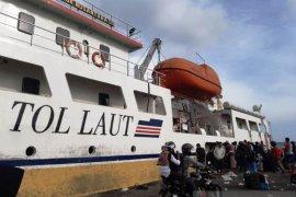 Cuaca buruk, Ratusan penumpang ke Pulau Simeulue gagal berangkat