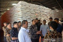 DPR Aceh tinjau stok beras bulog