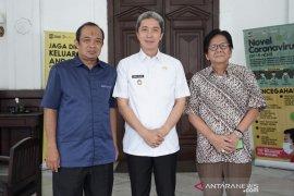 Anggota DPRD Jabar tinjau kesiapan penanganan COVID-19 di Kota Bogor