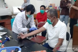 Satu warga Kota Palu positif terinfeksi virus corona
