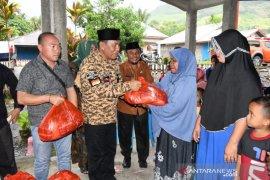 Sekda Gorontalo Utara edukasi warga kurangi risiko bencana
