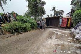 Dua pemotor tewas akibat kecelakaan di Kabupaten Bandung Barat