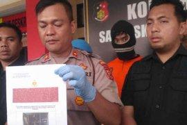 Remaja pembakar rumah ditangkap Polres Majalengka