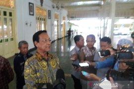 Gubernur DI  Yogyakarta  memutuskan kegiatan belajar di DIY daring dari rumah