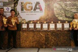 PLN Babel terima penghargaan IGA Award 2020