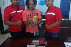Pencari kayu bakar jual narkoba ditangkap BNN Samarinda
