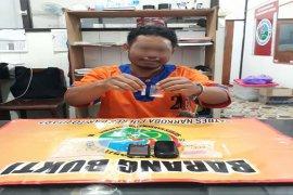 Polres Barito Utara tangkap pengedar sabu di Muara Teweh