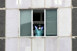 Jumlah kematian dalam satu malam akibat virus corona di Spanyol melebihi China