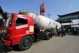 Pertamina jamin stok LPG-BBM di Gorontalo tercukupi