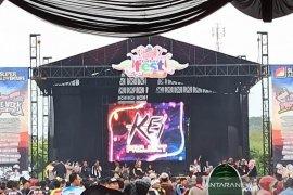 Sangat disesalkan, Garut Culture Fest menampil tarian erotis saat darurat corona
