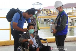 Tidak bisa pulang, 12 TKA China ajukan izin tinggal darurat ke Imigrasi Dumai