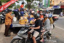 Stok beras di Tanah Bumbu 200 ton cukup hingga Lebaran