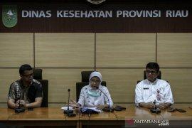 Bayi di Riau ini tertular COVID-19 dari kegiatan takziah