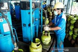 Persediaan BBM dan LPG  wilayah Kalimantan cukup untuk 14 hari