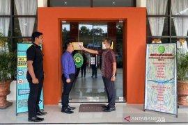 Pengadilan Negeri Penajam kurangi persidangan upaya cegah corona
