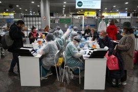 Melampaui China, pasien COVID-19 Rusia capai 87.147 kasus