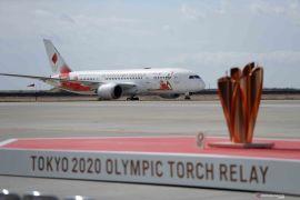 Penundaan Olimpiade bantu pemulihan ekonomi Jepang