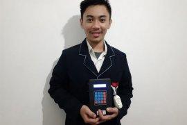 Aldi Wijaya, mahasiswa ITTP rancang sistem monitoring meteran listrik otomatis