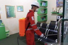 PMI Samarinda- Berau Buka Layanan Penyemprotan Disinfektan