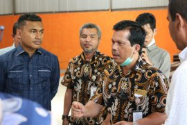 Stok beras di Aceh cukup hingga enam bulan