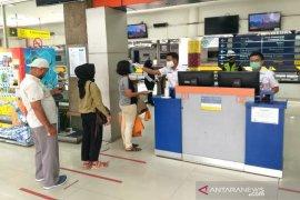 Jumlah penumpang kereta api di Sumut masih normal