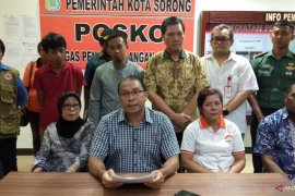 Kota Sorong umumkan 23 ODP dan delapan PDP COVID-9