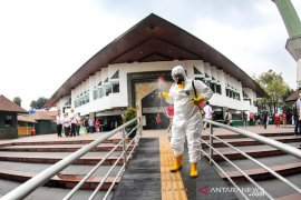 Tidak gelar Shalat Jumat, ini alasan DKM Masjid Al Ukhuwwah Bandung