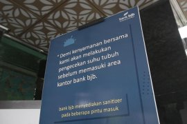 "Bank BJB berlakukan""Work From Home"""