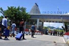 Empat warga Timor Leste masuk wilayah indonesia lewat jalan tikus