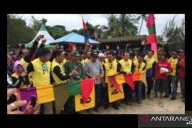 Komunitas pemancing di Tanah Bumbu ikut majukan objek wisata