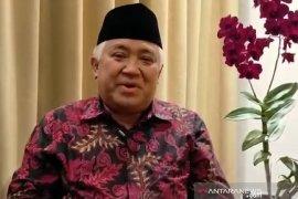 Din Syamsuddin sebut jenazah COVID-19 bukan azab jadi jangan tolak