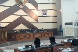 Pansus Angket DPRD Jember sampaikan lima rekomendasi dalam rapat paripurna