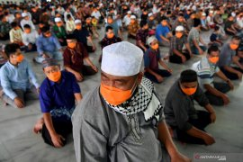 "Masjid Al Akbar Surabaya buka pendaftaran ""online"" shalat Idul Adha"