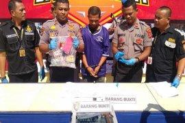 Pencuri kotak amal anak yatim di RS Lhokseumawe ditangkap polisi