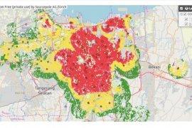 Gabungan tim ahli UI kembangkan portal webGIS petakan sebaran COVID-19