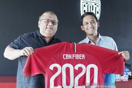 Bali United gandeng CBN tingkatkan koneksi internet bagi pemain-pendukung