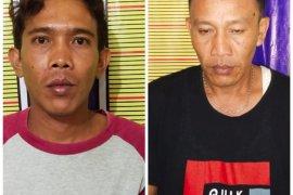 Polres Langkat ringkus dua warga Pangkalan Susu miliki ganja